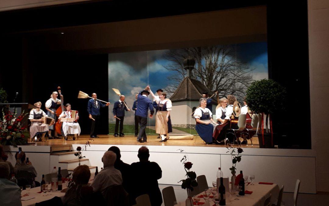 Jubiläumsfeier Städtepartnerschaft Nottwil – Schwaigern